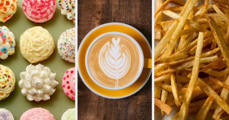 Wanna Know What Kind Of Coffee Matches Your Personality? Just Pick Some Sweet And Savory Foods To Find Out