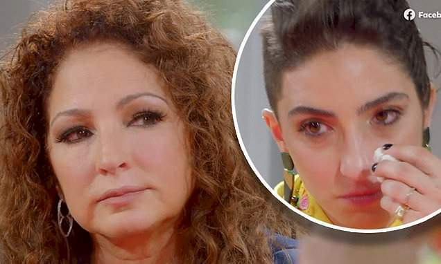 Gloria Estefan offered to 'carry the gay flag' for daughter Emily