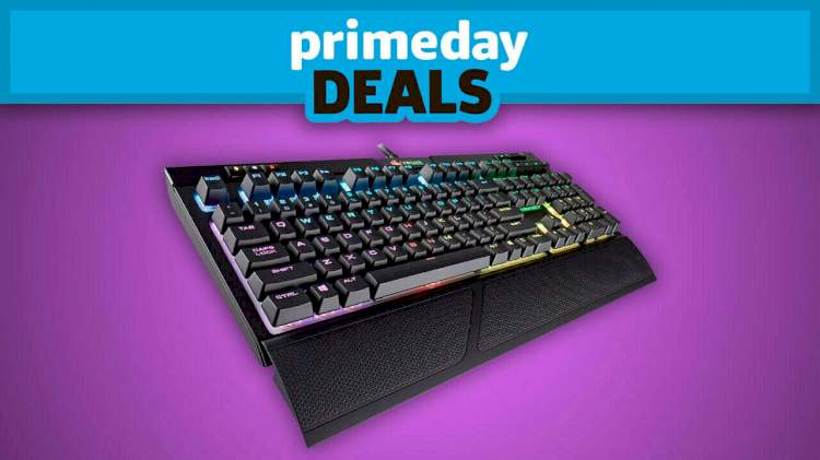 Here's A Great Corsair Gaming Keyboard Option For Amazon Prime Day