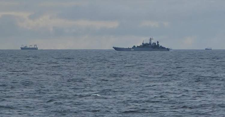 'Are We Getting Invaded?' U.S. Boats Faced Russian Aggression Near Alaska