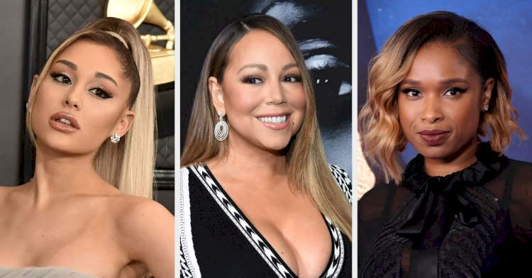 It's Official, Mariah Carey, Ariana Grande, And Jennifer Hudson Collabed For A Christmas Song