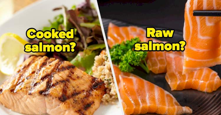 Would You Rather Eat These Seafood Dishes Cooked Or Raw?