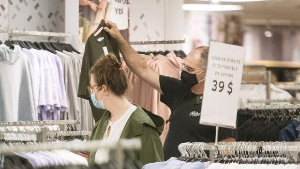 Canadian retailers racked up $53.9B in sales in September, far more than expected