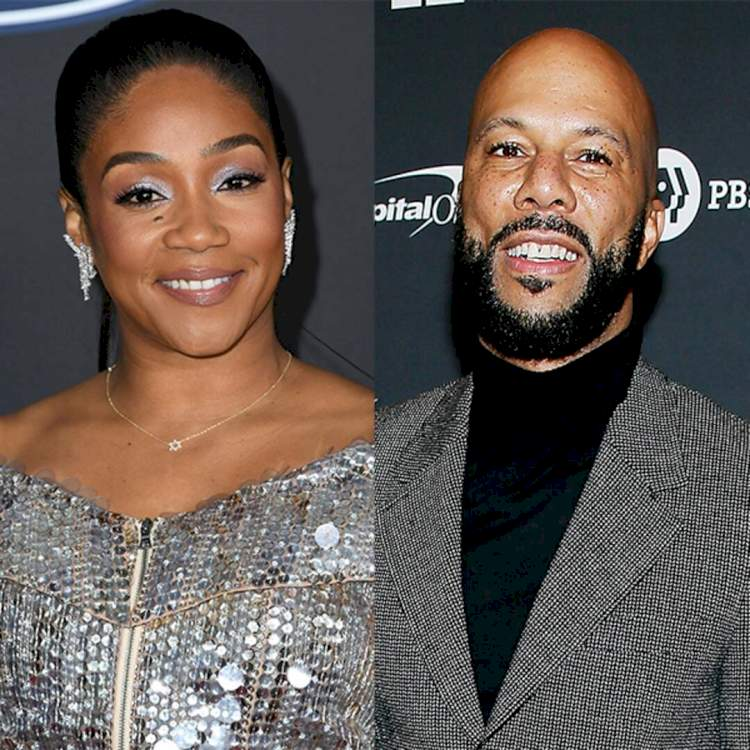 Tiffany Haddish Reveals She Helped Boyfriend Common With His People Sexiest Man Alive Photo Shoot