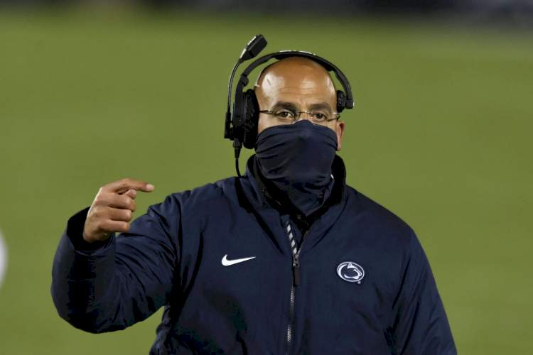 Ex-Penn State player claims James Franklin said to not tell police that the player pulled knife on Micah Parsons