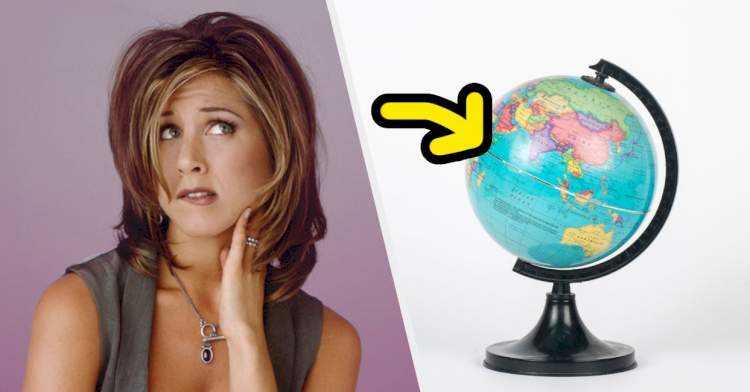 If You Can Name The Capitals Of These 10 Countries, You Probably Had A Globe As A Kid