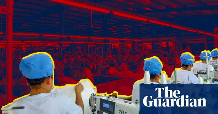 How Chinese PPE factories supplying the UK may be using North Korean slave labour – video