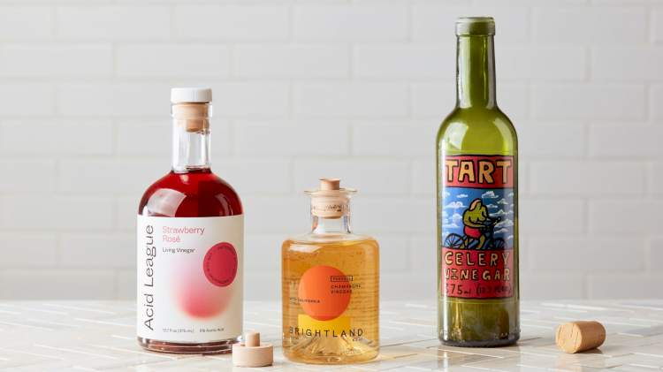 The 5 Fancy Vinegars We Can't Get Enough Of