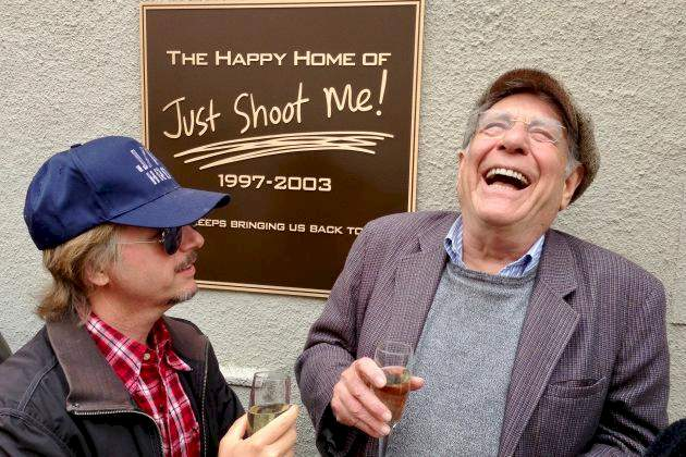 "'Just Shoot Me!' Creator Steve Levitan Remembers George Segal, ""One Of The Greats"""