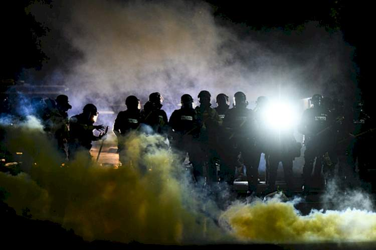 Police Killed 20-Year-Old Daunte Wright On Sunday, Sparking Protests