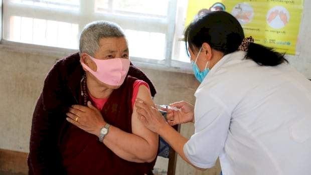 Tiny kingdom of Bhutan vaccinates 93% of adults in 16 days